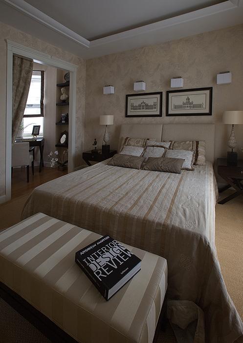 Фото № 35690 спальня  Квартира