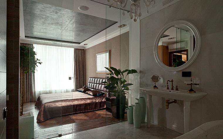 Квартира. ванная из проекта , фото №35717