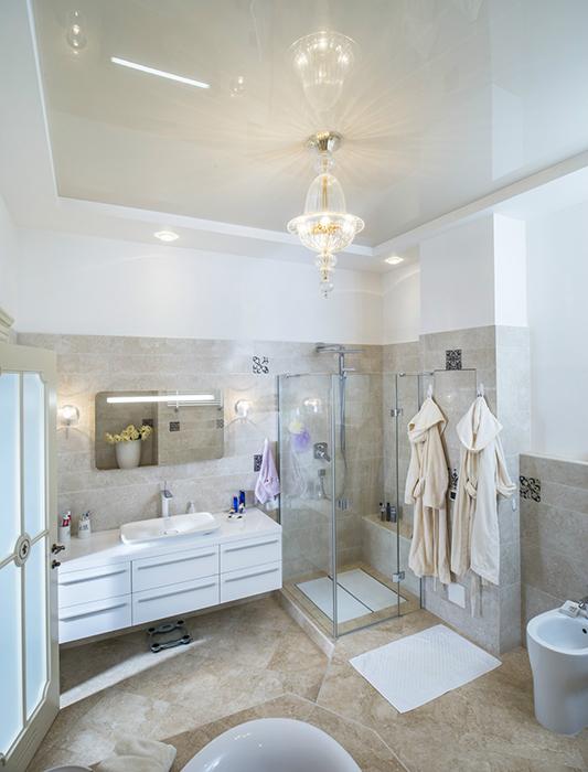 Квартира. ванная из проекта , фото №35750