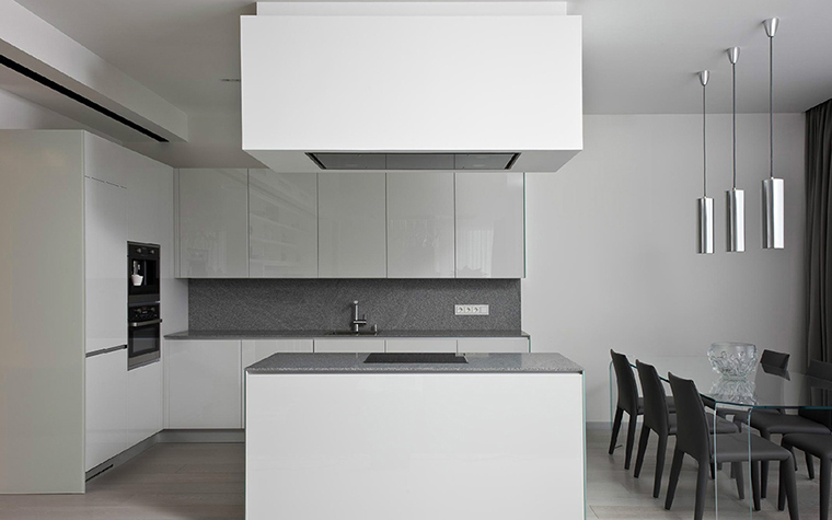 интерьер кухни - фото № 35771