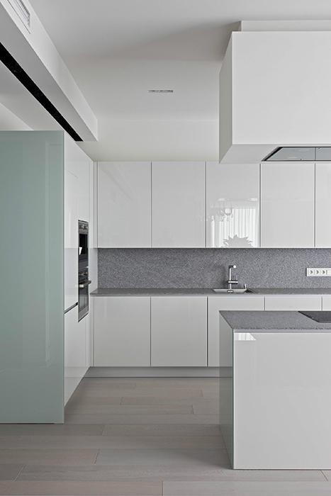 интерьер кухни - фото № 35774