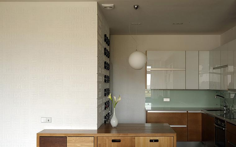 Квартира. кухня из проекта , фото №35846