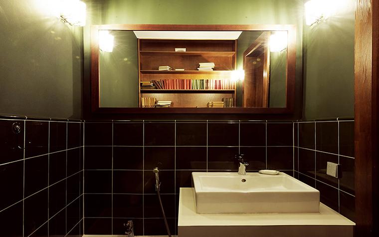 Квартира. ванная из проекта , фото №35848