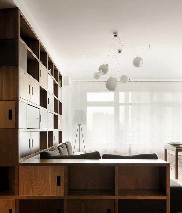 Фото № 35840 гостиная  Квартира