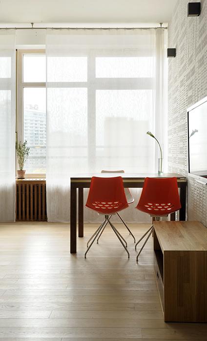 интерьер столовой - фото № 35842