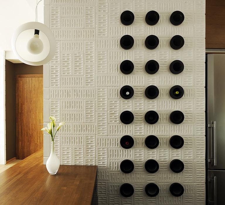 Фото № 35845 кухня  Квартира