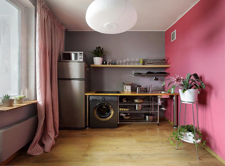 Квартира. кухня из проекта , фото №35993