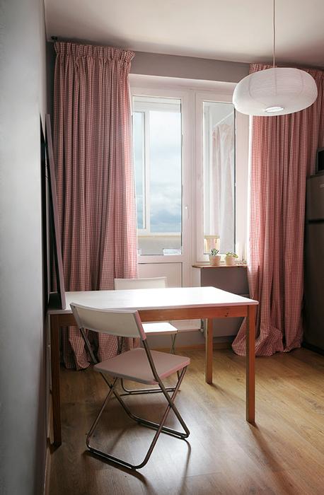 Квартира. кухня из проекта , фото №35994