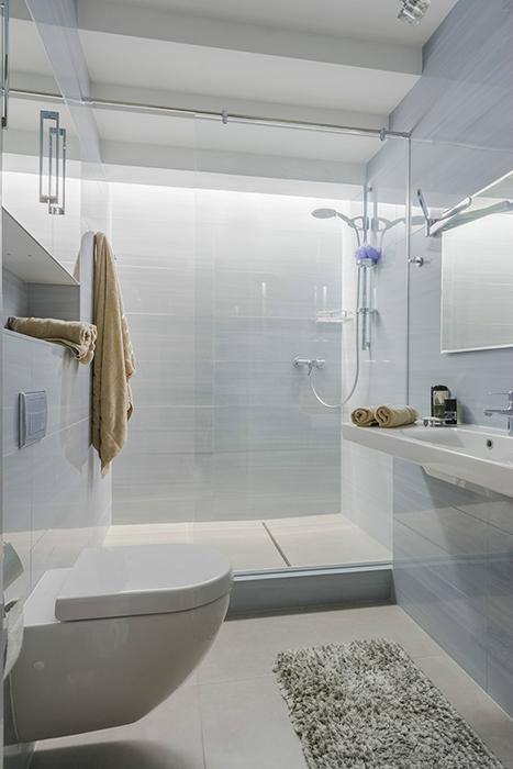 Квартира. ванная из проекта , фото №36039