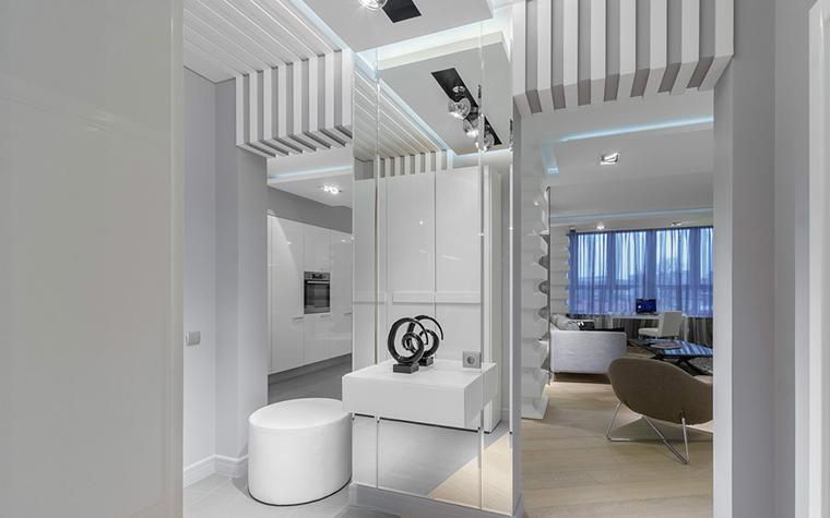 Квартира. холл из проекта , фото №36040