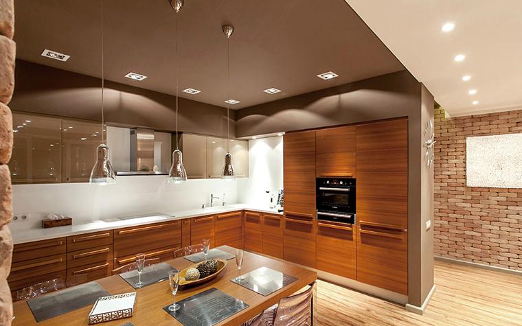 Квартира. кухня из проекта , фото №36103