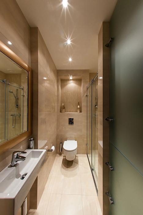 Квартира. ванная из проекта , фото №36102