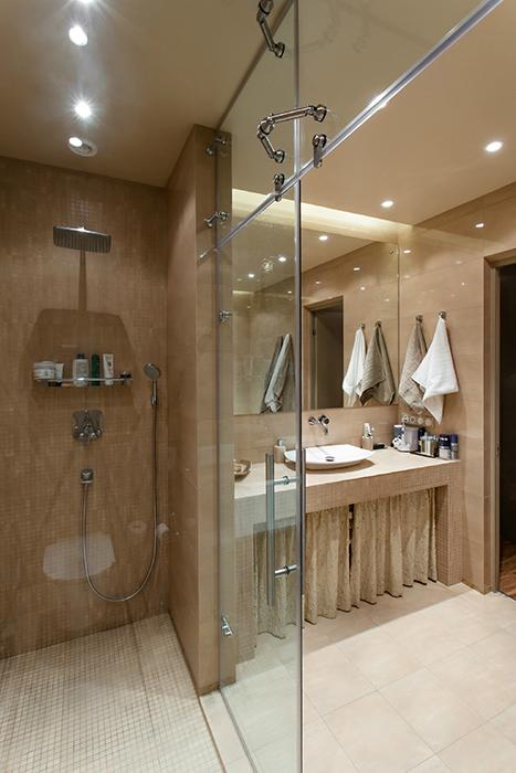 Квартира. ванная из проекта , фото №36096