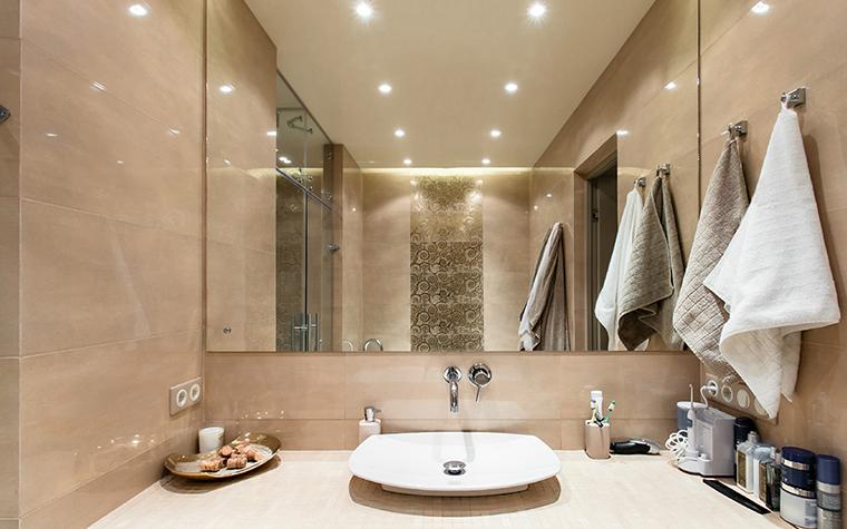 Квартира. ванная из проекта , фото №36098