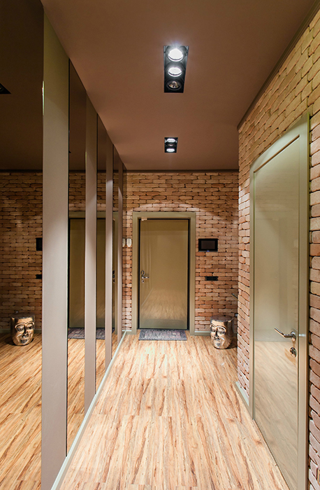 Квартира. холл из проекта , фото №36107