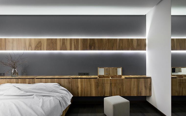 Фото № 36127 спальня  Квартира
