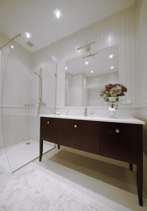 Квартира. ванная из проекта , фото №36177