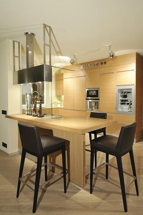 Квартира. кухня из проекта , фото №36195