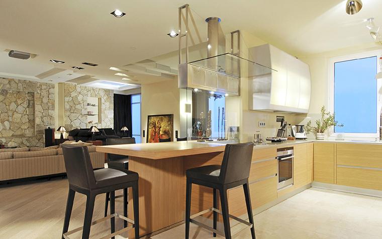 Квартира. кухня из проекта , фото №36196