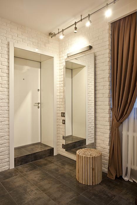 Квартира. холл из проекта , фото №36262