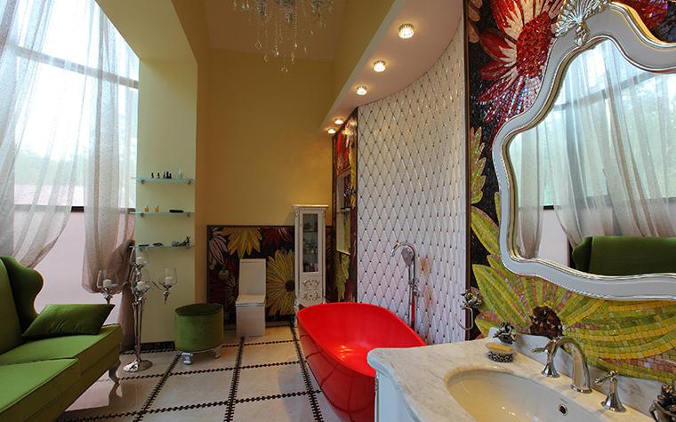Квартира. ванная из проекта , фото №36263