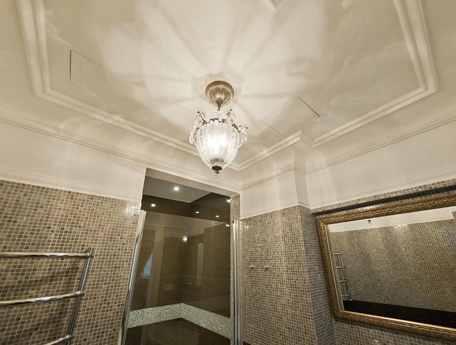 Фото № 36286 ванная  Квартира