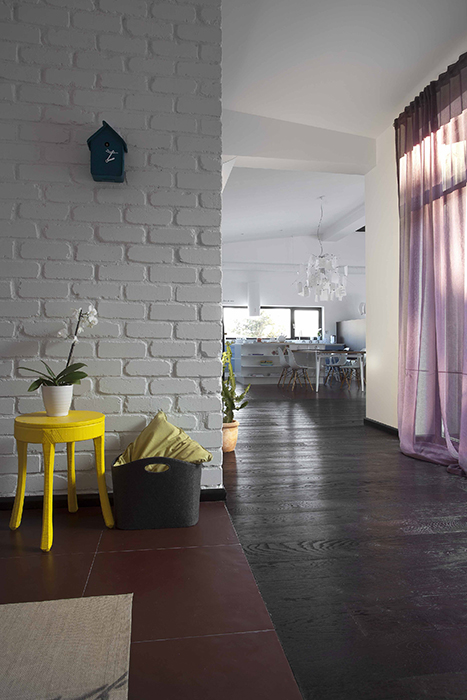 Квартира. холл из проекта , фото №36411