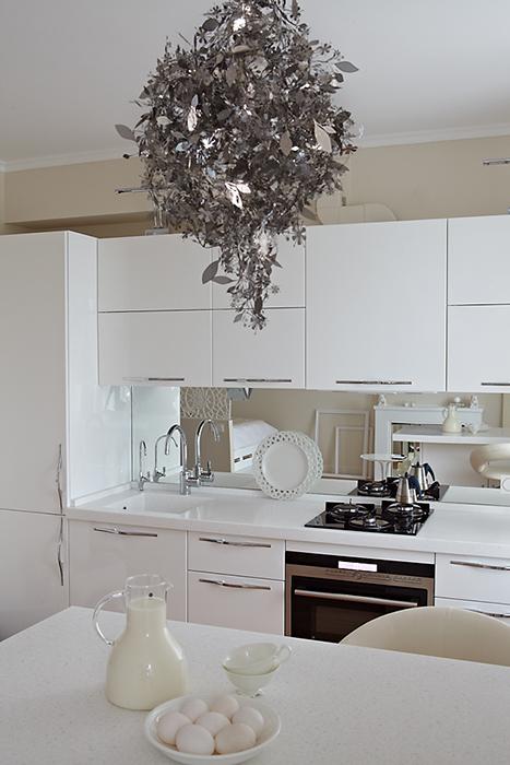 интерьер кухни - фото № 36443