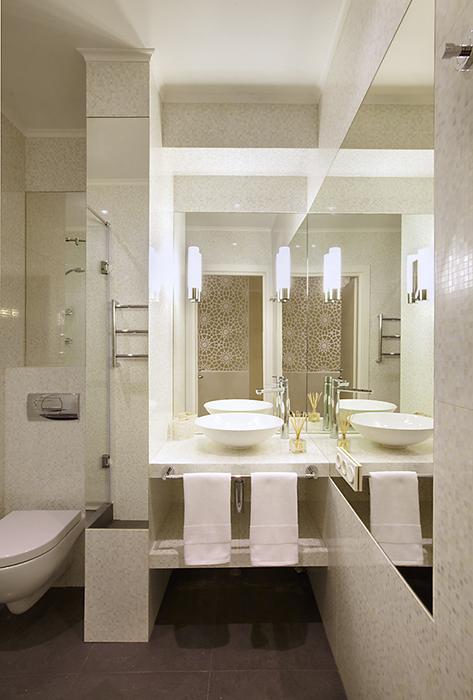 Квартира. ванная из проекта , фото №36445