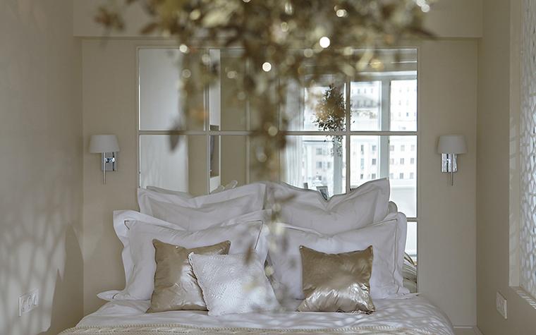 Фото № 36434 спальня  Квартира