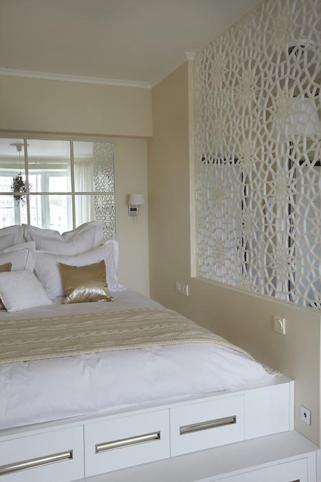 интерьер спальни - фото № 36436