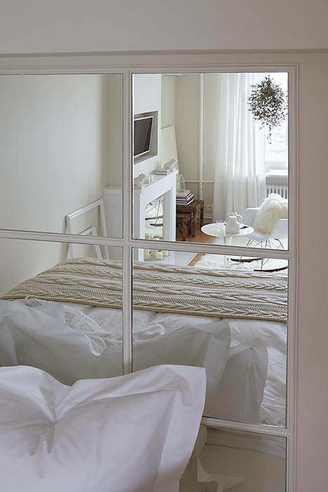 Квартира. спальня из проекта , фото №36437