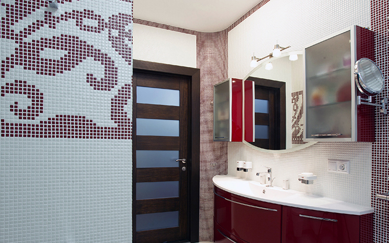 Фото № 36488 ванная  Квартира