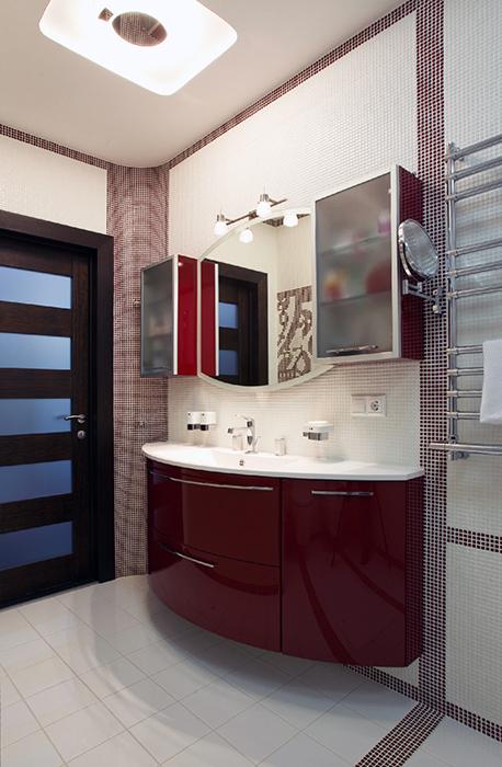 Фото № 36489 ванная  Квартира
