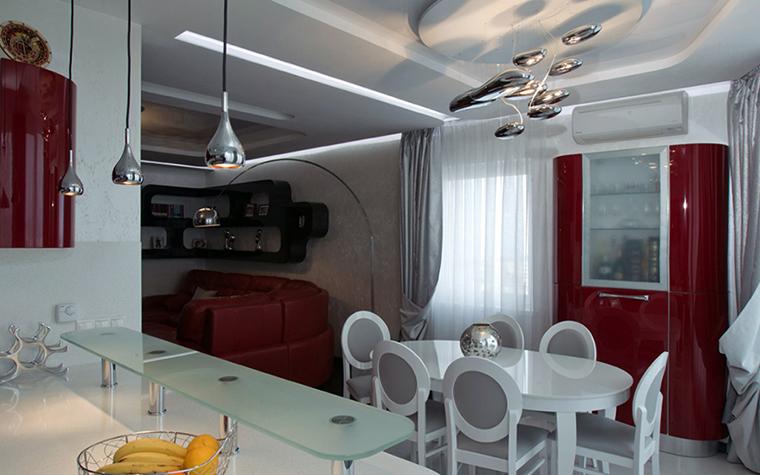 Фото № 36475 кухня  Квартира