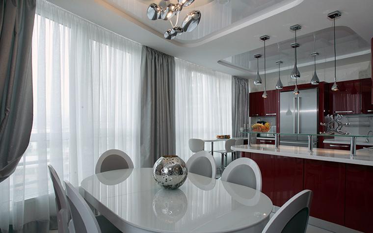 Фото № 36476 кухня  Квартира