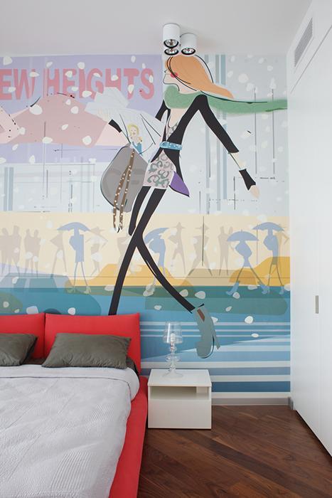 Фото № 36537 спальня  Квартира