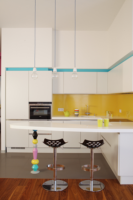 Квартира. кухня из проекта , фото №36534