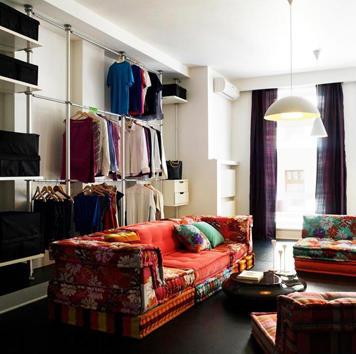 Фото № 36553 гостиная  Квартира