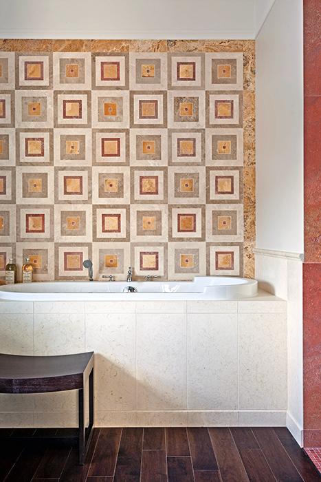 Квартира. ванная из проекта , фото №36610