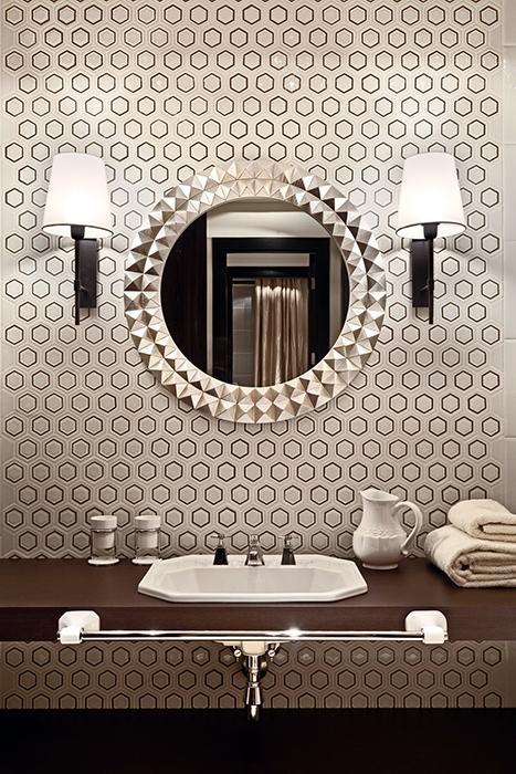 Квартира. ванная из проекта , фото №36609