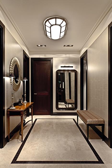 Квартира. холл из проекта , фото №36612