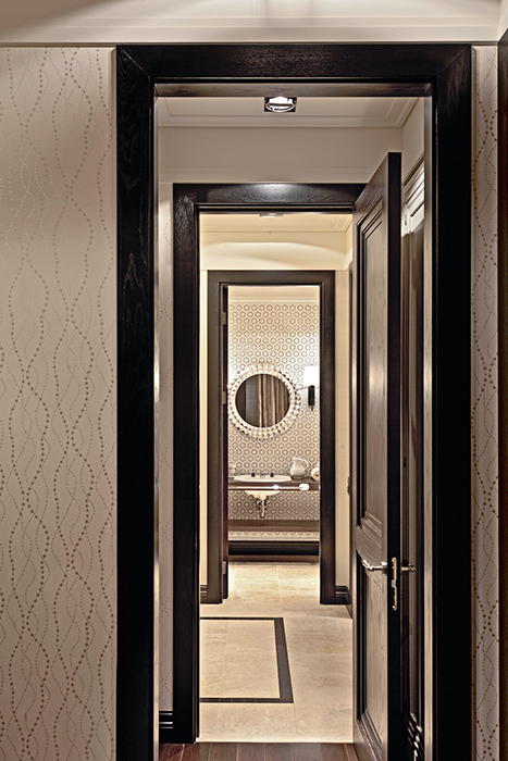 Квартира. холл из проекта , фото №36613