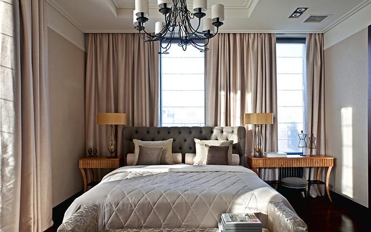 интерьер спальни - фото № 36615