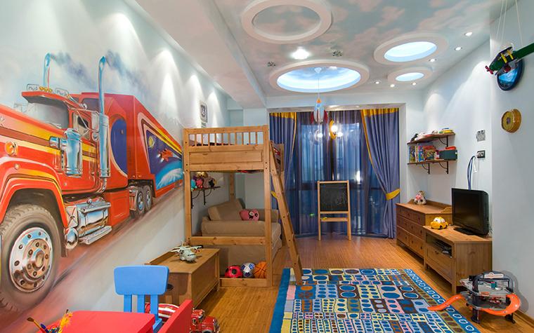 интерьер детской - фото № 36642