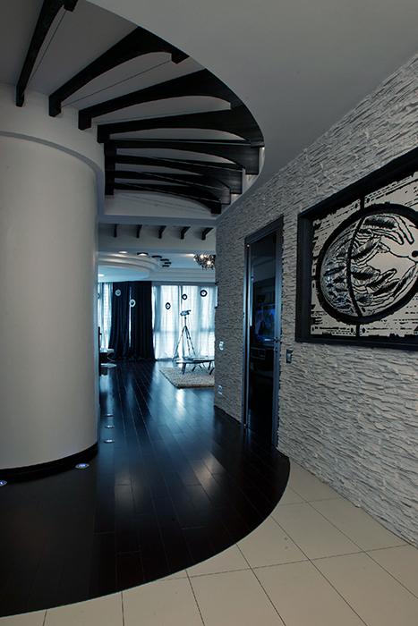 Квартира. холл из проекта , фото №36645