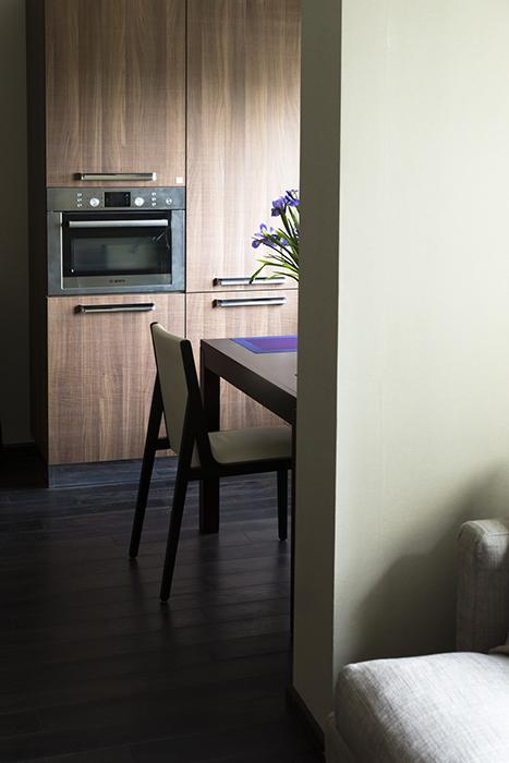 Квартира. кухня из проекта , фото №36672