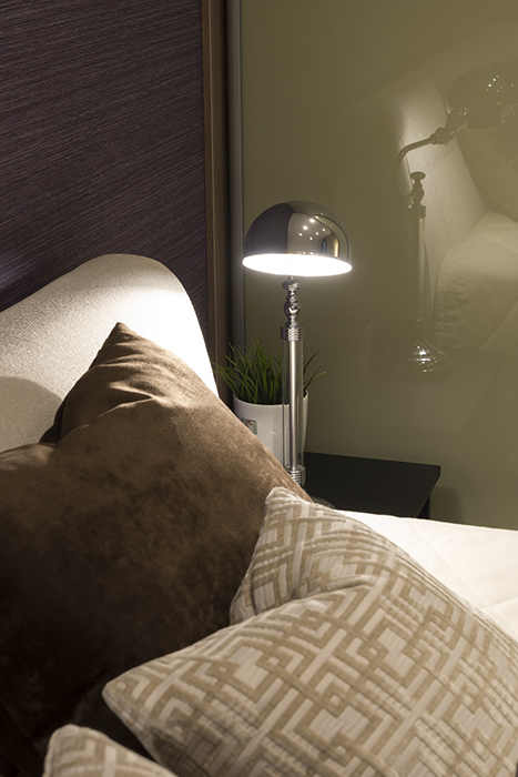 интерьер спальни - фото № 36669