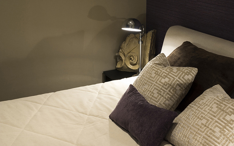 интерьер спальни - фото № 36670