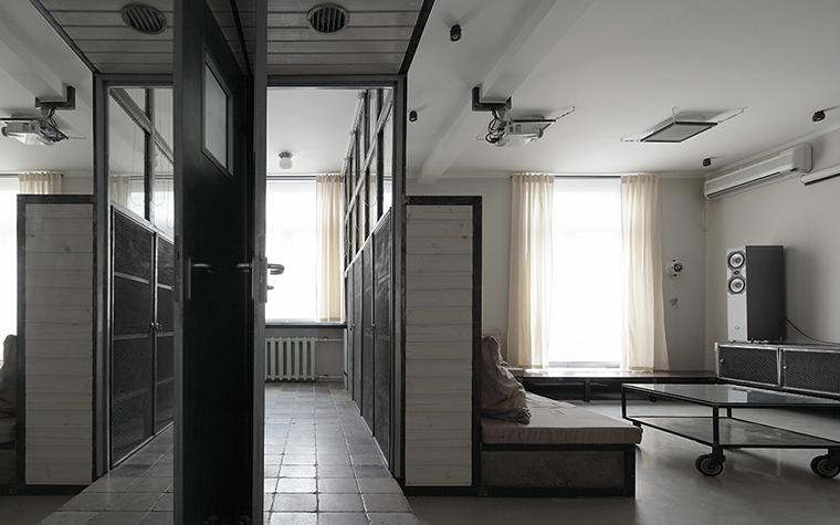 Квартира. гостиная из проекта , фото №36763